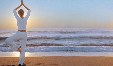 Yoga faz bem pra saúde