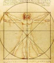a divina proporção de da vinci pode fazer uma alusão ao estado de saúde