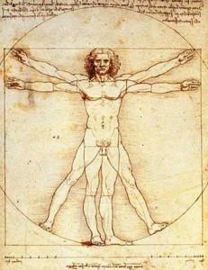 o famoso desenho de da vinci pode ser uma alusão ao estado de saúde