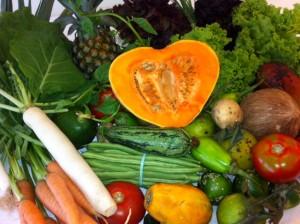 alimentos orgânicos fazem muito bem à saúde!