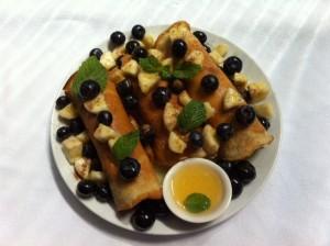 Uma opção de café da manhã super nutritiva, super saborosa e, ainda por cima, sem glúten!