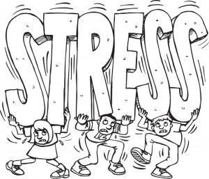 O estresse oxida o corpo! É um dos maiores inimigos da boa saúde!