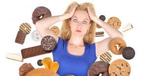 Quanto mais açúcar a pessoa ingere, mais deprimida, confusa, irritada e agressiva vai ficando.