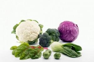 Os vegetais crucíferos contêm o indol - 3 carbinol, que elimina tumores!
